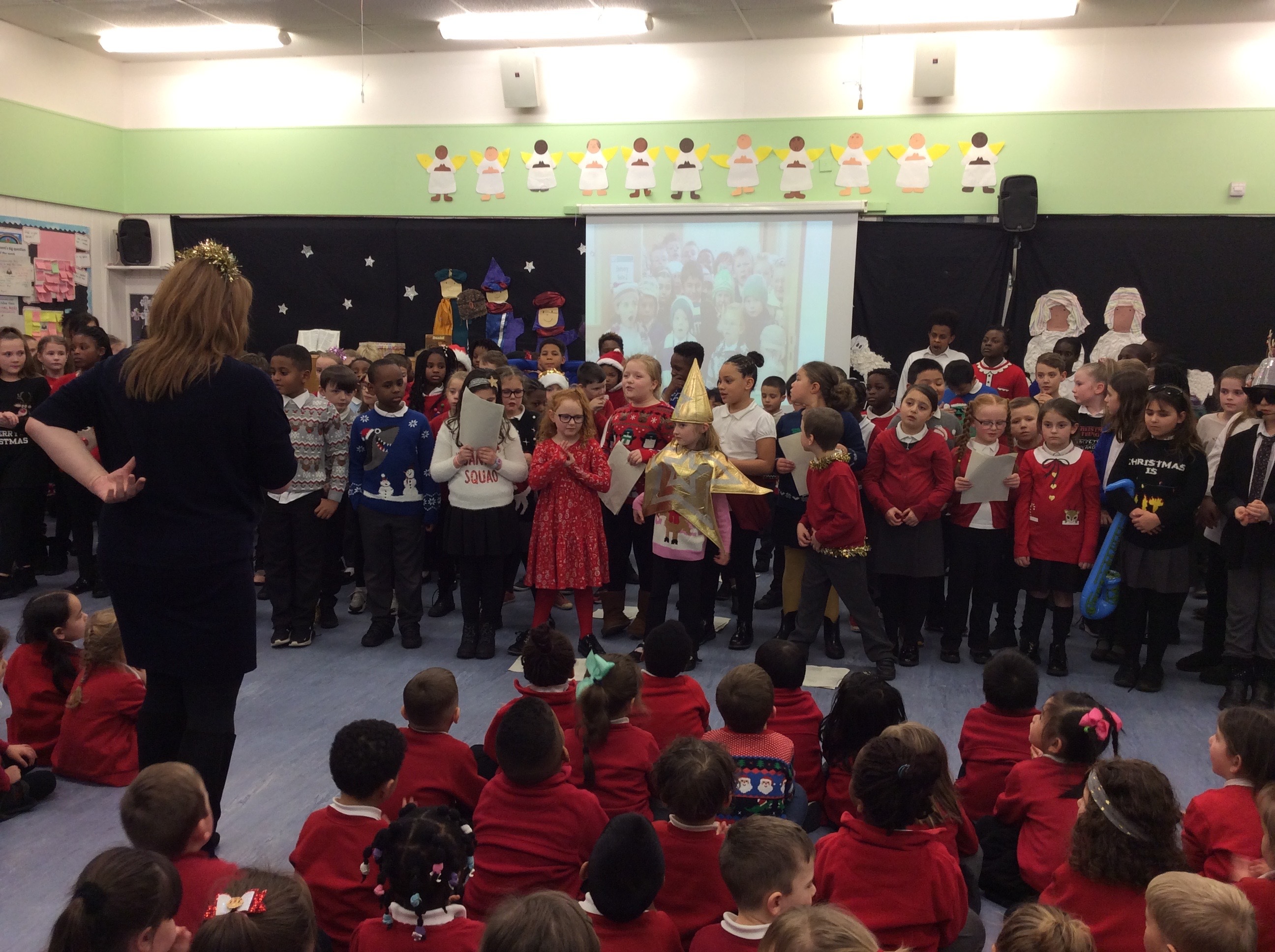 Key Stage 2 Christmas Performance - St Clements C of E ...
