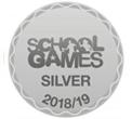 School Games - Silver Award