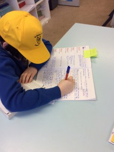Editing and Improving our work
